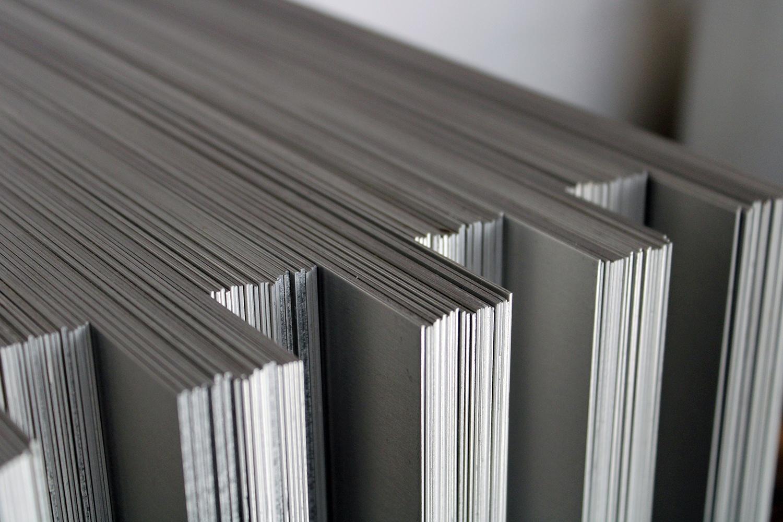 Aluminiumplatten Eloxalschilder